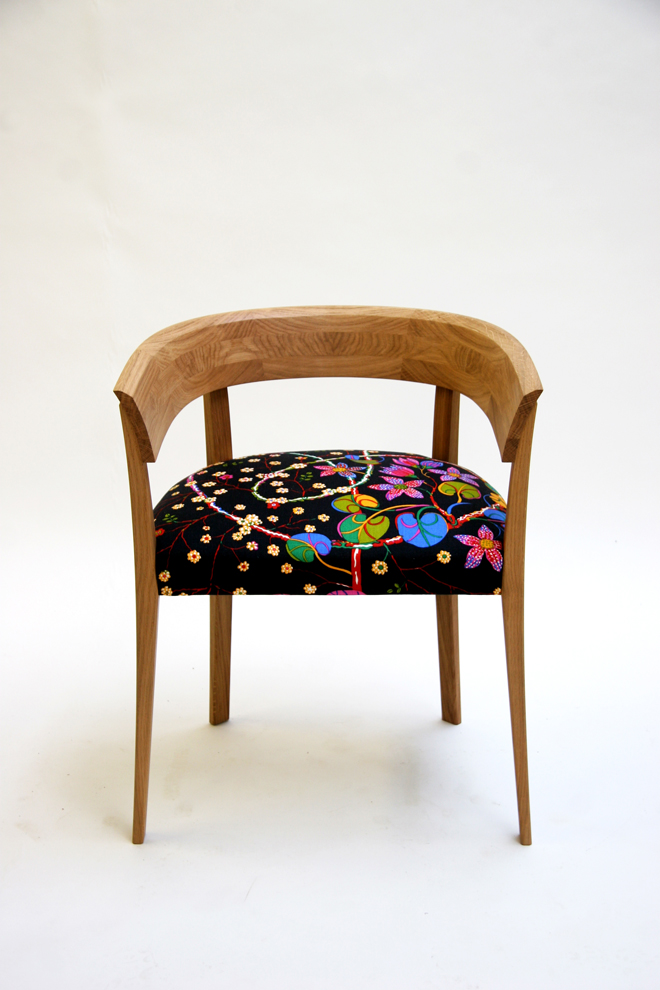 Alice Chair with Josef Frank Seat