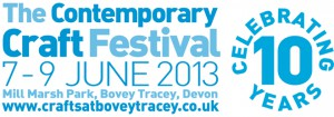 Header for Bovey Tracey Craft Festival
