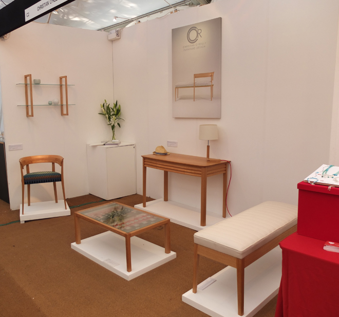 Image of our stand at Bovey2013