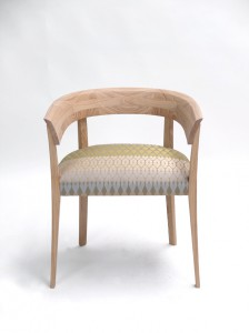 Image of Alice Chair made in ash