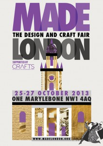 Poster for Made London 2013