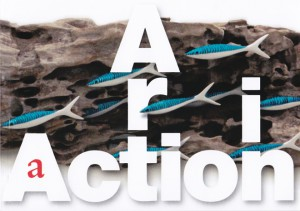 Image of art in action flyer