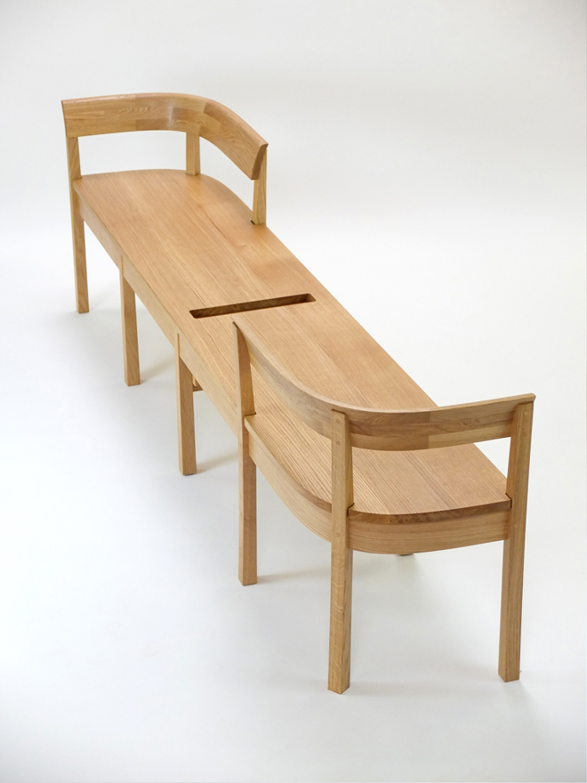 Benches For York Art Gallery Christian O Reilly