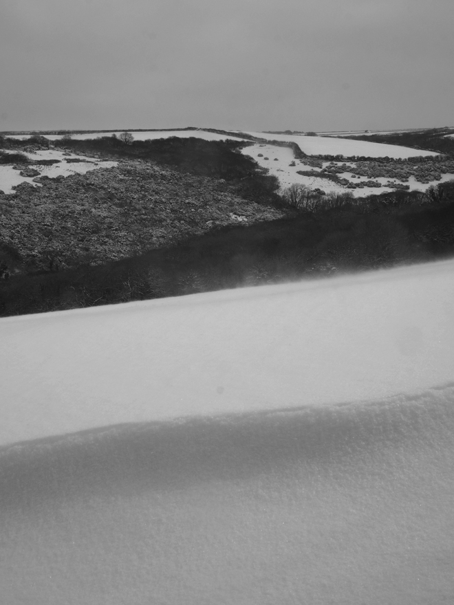 Wind Snow Hackmarsh