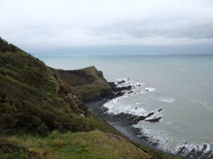 Sharpnose point from Hawkers hut