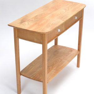 English cherry console