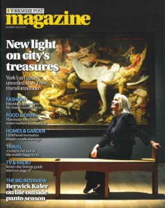 image of Yorkshire post cover